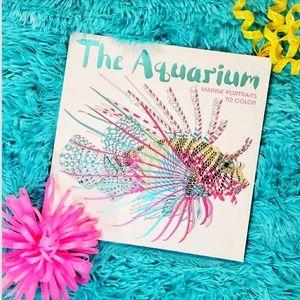 The Aquarium Coloring book